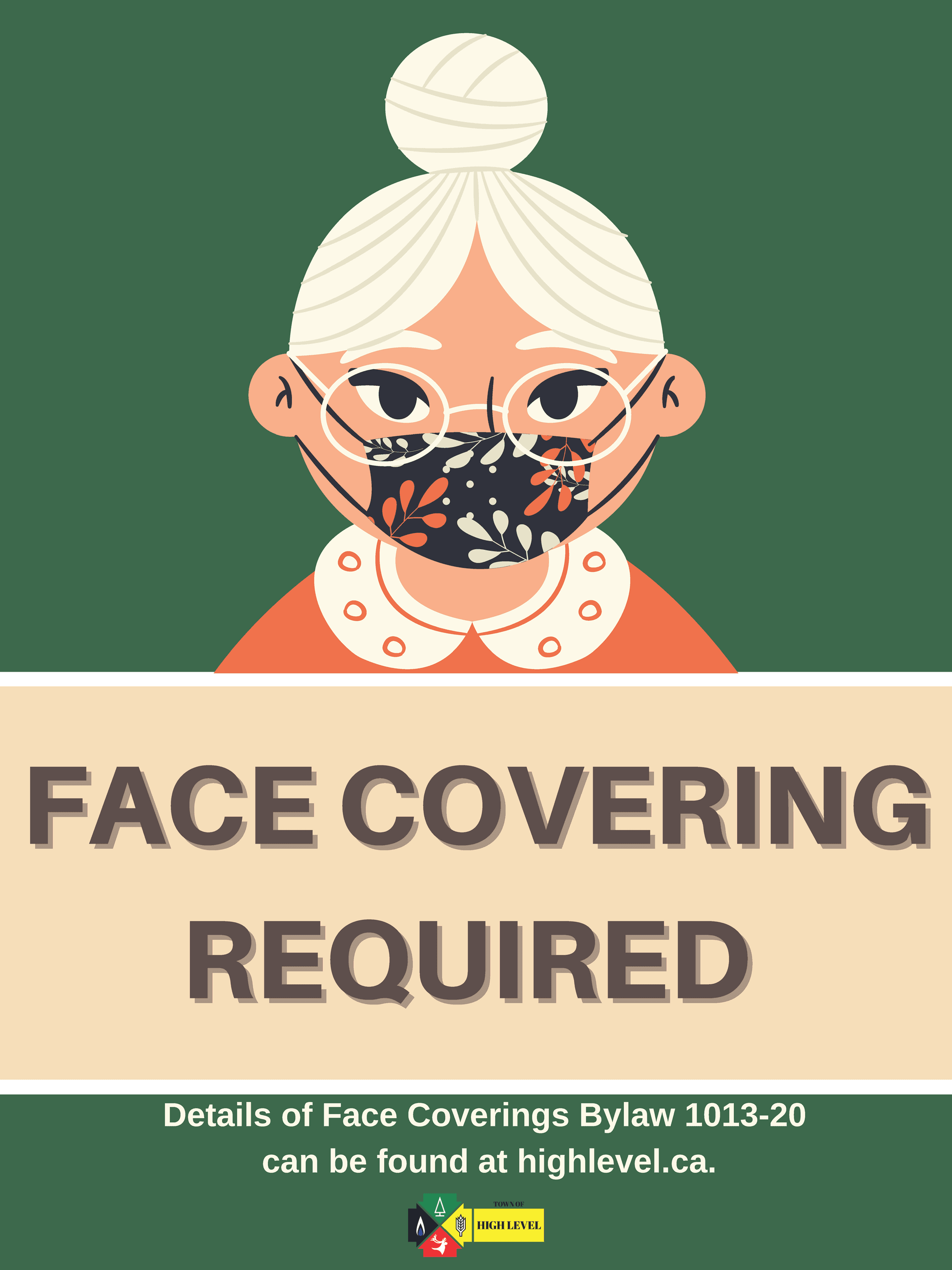 Face Coverings SIGN